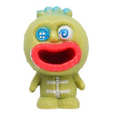 Nieuwigheden Speelgoed Pop Out Alien Squishy Stress Reliever Fun Gift Vent Toys Big Mouth Slime