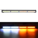 4 LED 12 / 24V36Wカートラックストロボ警告点滅グリルライトCOBランプビーズ
