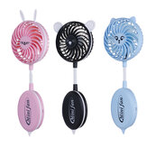 Mini USB Handheld Standy Fan Zomer Cooling Portable Outdoor Fan