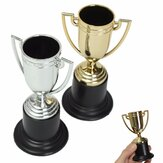 Mini Trophy Trophies Football Soccer Cup Nagroda Award Kids Party Bag Filler Gift