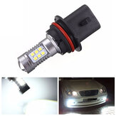 HID White 9007 HB5 2835SMD Headlight Low Beam Headlamp Samsung LED Bulb