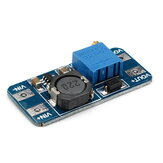 DC Boost Converter 2A Power Supply Module 2V-24V To 5V-28V Adjustable Regulator Board
