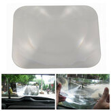 Car Parking Reversing Sticker Wide Angle Window Fresnel Lens Universal for Auto SUV
