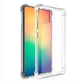 Bakeey Air Bag Transparent Non-Yellow Soft TPU Shockproof Protective Case for Samsung Galaxy Note 10 Lite / Galaxy S10 Lite