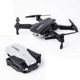 JX 1811 WiFi FPV avec caméra grand angle 4K HD Mode de maintien élevé Drone RC pliable Quadricoptère RTF