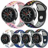 Bakeey 22 мм универсальные сменные часы Rainbow Силиконовый Стандарты ремешок для часов Haylou Солнечная LS05 / Huawei часов GT