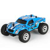 Helic Max K24 1/24 2.4G RWD RC Coche Camión eléctrico para vehículos todo terreno sin modelo Batería