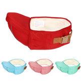 متعددة الوظائف تنفس الطفل الناقلون الخصر البراز hipseat حزام ظهره الرضع الورك مقعد 25 كيلوجرام ل 0-36 أشهر طفل