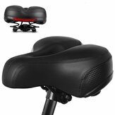 Comfort Bike Saddle Reflective Shockproof Breathable MTB Bicycle Seat Spring Bike Cushion Seat Outdoor Cycling