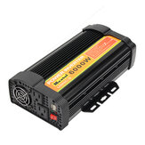 12000W Peak Car Power Inverter DC 12V DC To AC 110V AC Modified Sine Wave 4