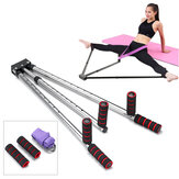 Extension de jambe ajustable Extension Split Machine Flexibility Training Yoga Outils d'exercice avec cordes Yoga