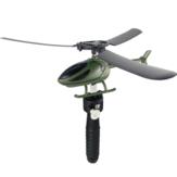 Pociągnij mały samolot Kreatywne zabawki DIY Losowa dostawa Zabawki edukacyjne dla dzieci