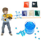10000pc 7-8mm Gel Balls Amunisi Crystal Water Beads Gel Toy