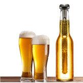 Barre De Refroidissement Outil De Bar En Acier Inoxydable Pour Vin Bière Et Wiskey