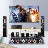 5.1 Kanal DTS Dolby AC-3 PCM Digital Optisch / Koaxial zu Analog Audio Decoder Modul DC5V