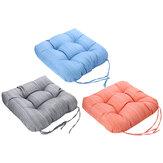 Poduszka na krzesło zewnętrzne Wodoodporna sofa Wyściełana poduszka PP Bawełna z bandażem Materiały do biura domowego dla studentów