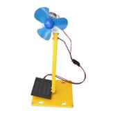 Zestaw DIY Solar Fan dla edukacji naukowej Model Edukacji Zabawki dla dzieci Inteligentne wykorzystanie