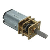 GA12-N20 DC 6V 200RPM Mini Metal Gear Motor With Gearwheel