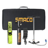 SMACO 500ML Diving Scuba Cylinder Oxygen Respirator Air Tank