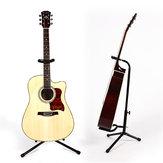 Guitarra Dobrável Stand Holder Para Guitar Bass Player