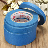 50M Blue Masking Tape High Temperature Resistant Polyimide Adhesive Tapes 6/12/20 / 50mm