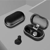 BakeeyX26TWSBluetooth5.0Auriculares inalámbricos verdaderos Smart Touch Impermeable Estéreo de alta fidelidad Auricular con carga de metal Caja para Iphone Xiaomi