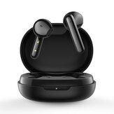 BlitzWolf® BW-FYE12 TWS Écouteurs sans fil Bluetooth V5.0 Écouteurs HiFi Stéréo HD Appels Touch Control Half in Ear Mini Portable Écouteur