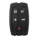 5 Tasten Remote Smart Key Fob Kofferschale für Land Rover Freelander 2