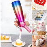 500 ml Slagroom Dispenser Klopper Cracker Nozzles Desserts Maker voor Keuken Bakroom Dispenser