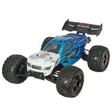 VKAR Racing BISON V3 1/10 2.4G 4WD 100km / h RC sem escova modelo de placa inferior de metal RTR