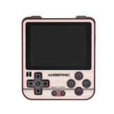 ANBERNIC RG280V 16GB 7000 Games Retro Game Console مع 16GB TF بطاقة PS1 CPS1 GBA MD Mini Handheld Game Player 2.8 inch IPS عالي الوضوح شاشة