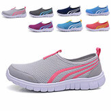 यूनिसेक्स स्पोर्ट रनिंग शूज़ आरामदायक आउटडोर सांस आरामदायक मेष एथलेटिक जूते