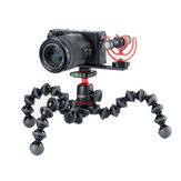 Ulanzi PT-5 Microfono Supporto Piatto Prolunga supporto staffa con pattino freddo 1 / 4-20 Foro per treppiede per DSLR fotografica