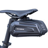 ROCKBROS 1.7L Bicycle Bag Waterproof Rear Large Capatity Quick Release Seatpost Shockproof Bag Cycling Accessories
