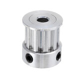 Machifit GT2 Timing Pulley 10-40 Teeth Synchronous Wheel Inner Diameter 4-12mm For CNC Parts