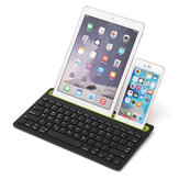Drahtlose Bluetooth 3.0-Tastatur Stand Holder Für iPhone / iPad / Macbook / Samsung / iOS / Android / Windows