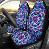 Almofada dianteira do assento do carro para carro almofada de capa protetora completa para cadeira respirável