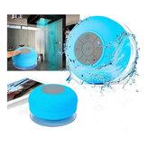 Bakeey Portable bluetooth Sucker Waterproof Wireless Handsfree Speaker For Bathroom Shower Pool Beach