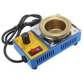 50mm 220V 150W Solder Pot Soldering Desoldering Bath Tin Mealting Plate
