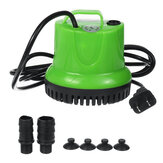 6/12/25W Submersible Water Pump Dirty Clean Aquarium Fountain Pool Pond Fish Tank Pump