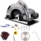 Raitool™ 1480W 7 Inch Electric Circular Saws Electric Saw Woodworking Cutting Machine Tools Set