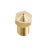 SIMAX3D® Brass Short Volcano Nozzle V5V6 M6 Thread 1.75mm for 3D Printer