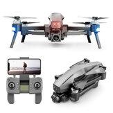 M1 PRO GPS WiFi FPV, 4K ESC Çiftli HD Kamera 2 eksenli EIS Gimbal 3KM Uçuş Menzili Fırçasız Katlanabilir RC Drone Quadcopter RTF