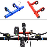 20CM Bike Flashlight Holder Handle Bar Bicycle Accessories Extender Mount Brack