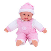 Soft Vinyl Baby Doll Toys Movable Limbs Gifts Kids Newborn