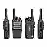 WANHUA 8W Classic Walkie Talkie 16 Channels 400-470MHz Two Way Handheld Radio Outdoor Work Durable Transceiver Radio Communicator