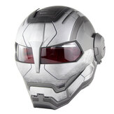 Casque SOMAN casque de moto rabattable Style Robot moto Casco Monster Casque approbation DOT