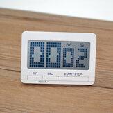 Bakeey LED رقمي عرض إنذار ساعةحائط توقيت الخبز للمطبخ تذكير مؤقت مع التقويم للمنازل والمكاتب