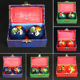 47mm Zen Meditation Balls Chinese Baoding Ball