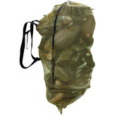 Duck Decoy Storage Net Bag With Shoulder Straps Dove Mesh Backpack Pigeon Carry Large For Hunting